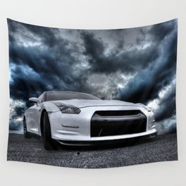 Epic Nissan Wall Tapestry