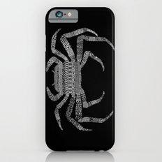 Crab (On Black) Slim Case iPhone 6