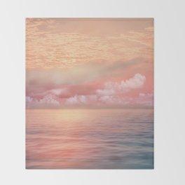 Pastel vibes 55 Throw Blanket