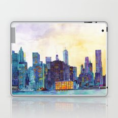 NYC panorama Laptop & iPad Skin