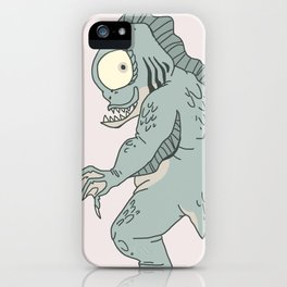 The Innsmouth Look iPhone Case