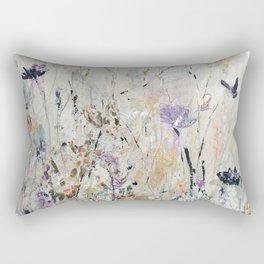 Summer Seeds Rectangular Pillow