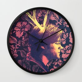 Chosen from Birth Wall Clock