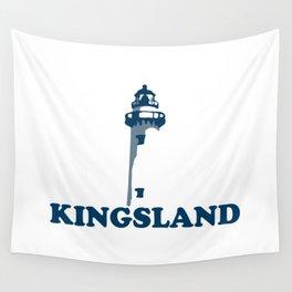Kingsland - Georgia. Wall Tapestry