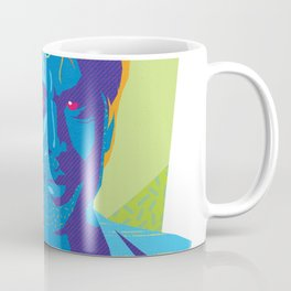 SONNY :: Memphis Design :: Miami Vice Series Coffee Mug
