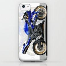 Yamaha R1 blue iPhone 5c Slim Case