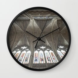 Cathedral of Metz  Wall Clock