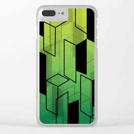 NEO DevCon Inspired Artwork v2 Clear iPhone Case