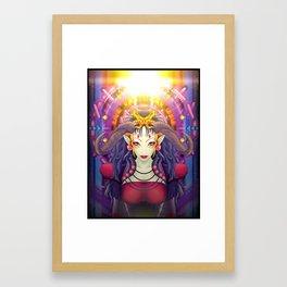 EyeSee Framed Art Print