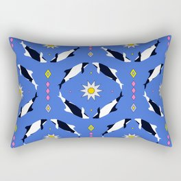 Las Toninas II Rectangular Pillow