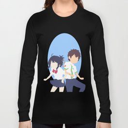 Your Name Long Sleeve T-shirt