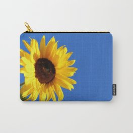 Sunflower, Hansville, WA Carry-All Pouch