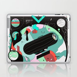 VKVKVKVK Laptop & iPad Skin