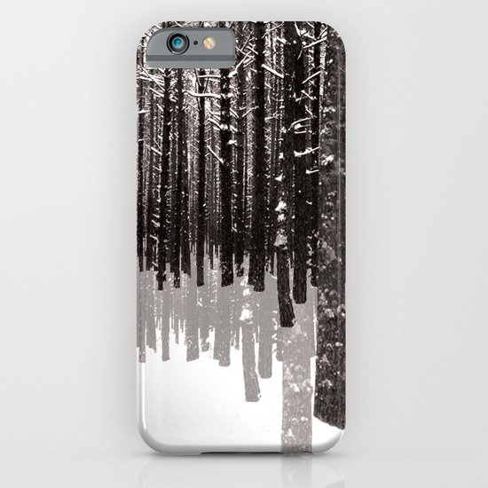 Tree Shadow iPhone & iPod Case