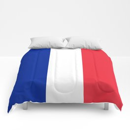 Flag of France, HQ image Comforters