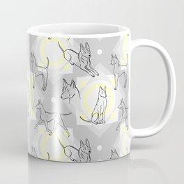 Thai Ridgeback Pattern Coffee Mug