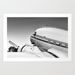 Douglas DC-3 Art Print