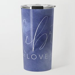 Celebrate Love Travel Mug