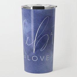 Celebrate Love Travel Mug