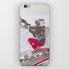 Takeover iPhone Skin