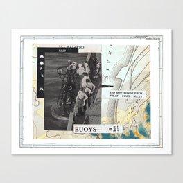 Bravo —••• Canvas Print