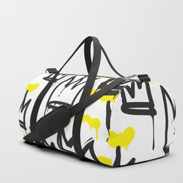Graffiti illustration 04 Duffle Bag