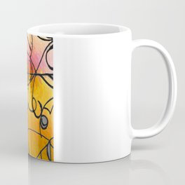 Curves at Sunset Coffee Mug