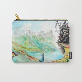 """""""Into my dreams"""" Carry-All Pouch"""