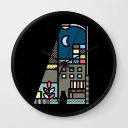 Lumen Wall Clock