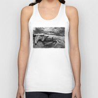 farm Tank Tops featuring Farm Horse by Jennifer Rose Cotts Photography