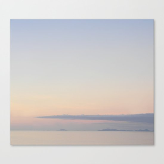 Afternoon soothe Canvas Print
