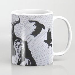 Whispers of the Wild Woman Coffee Mug