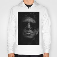 transformer Hoodies featuring LOU REED, SO FREE. by Robotic Ewe