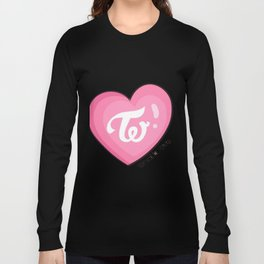 Twice what is love Long Sleeve T-shirt