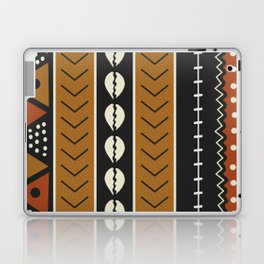 Let's play mudcloth Laptop & iPad Skin