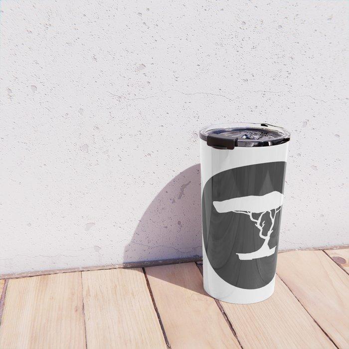 Shadow of the Bonsai Travel Mug