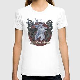 My Deer Friend / Version 2 T-shirt
