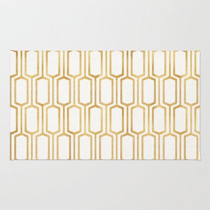 Mediterranean Metallics Rug