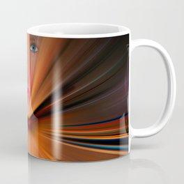 DMT Hallucination Coffee Mug