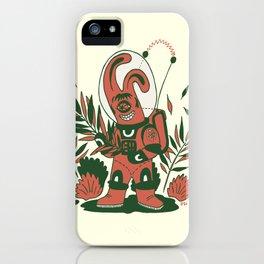 The Botanist iPhone Case