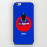 italy iPhone & iPod Skins featuring Italy by Skiller Moves