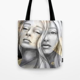 """""""Reflection II"""" by carographic Tote Bag"""
