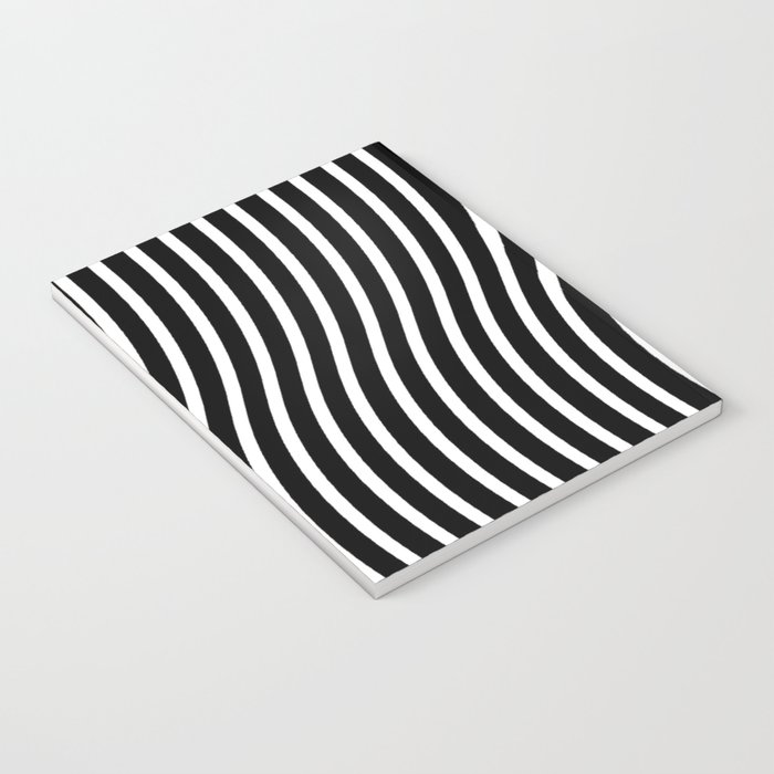 Bent Out Of Shape Notebook