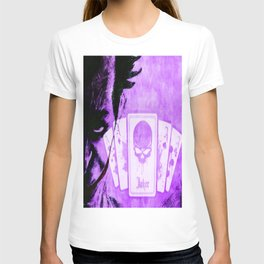 Purple Jokester T-shirt