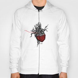 Wired Heart Hoody