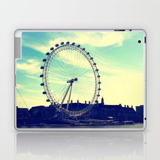 London Eye Laptop & iPad Skin