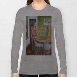 Libra Sign Long Sleeve T-shirt