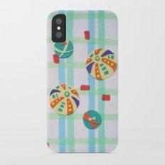 Temari Upgraded Collage Slim Case iPhone X