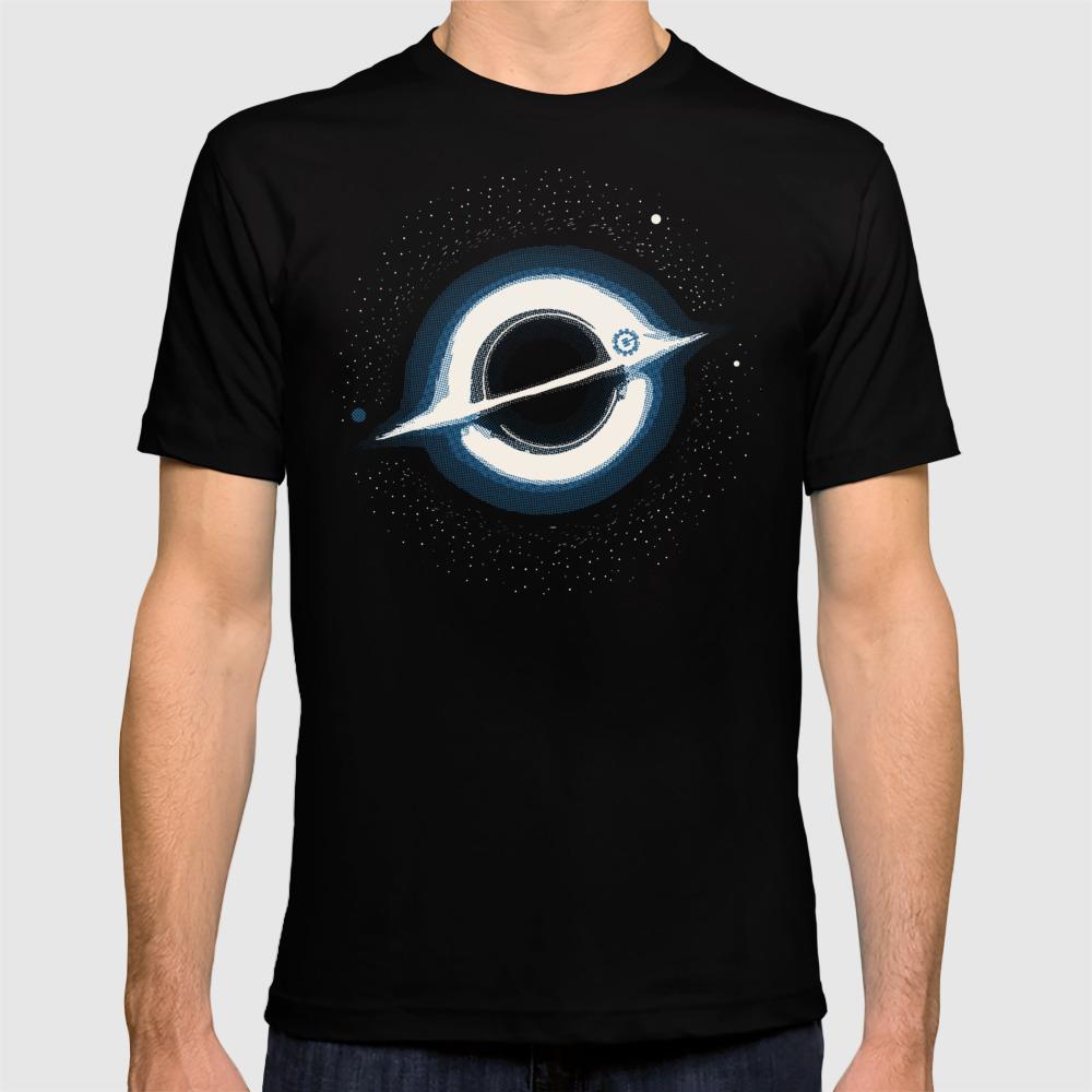 The Black Hole T Shirt By Acassara Society6