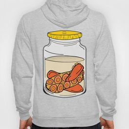 Pot with tentacle Hoody